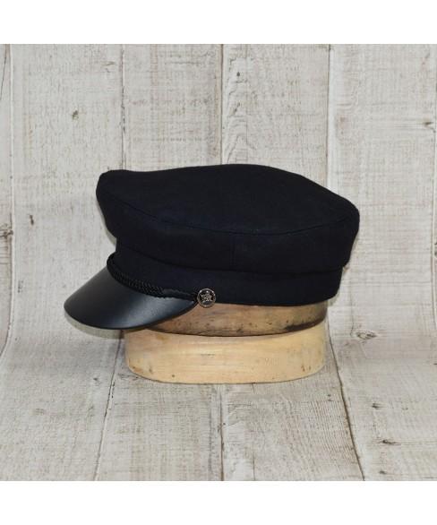 Black Driver Model Cap