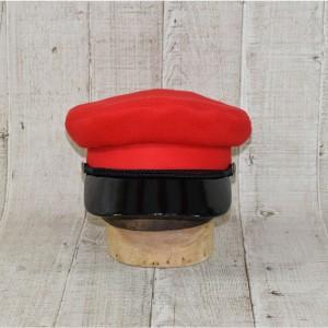 Cap Model Red Driver