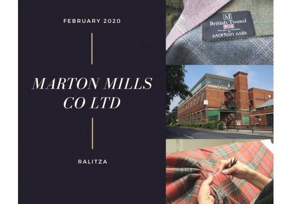 Marton Mills factory